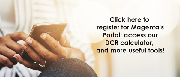 Register for Magenta's broker portal